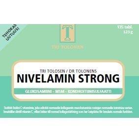 Tri Tolosen Nivelamin Strong 135 tablettia