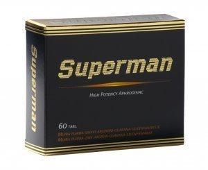 Tri Tolosen Superman 60 tabl.