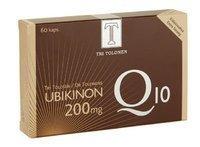 Tri Tolosen Ubikinon Q10 200 mg 60 kapselia