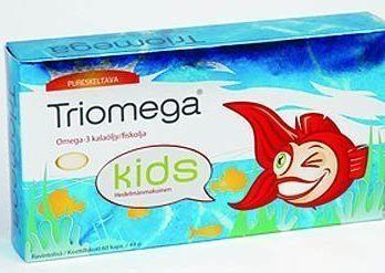 Triomega Kids 60 kaps.