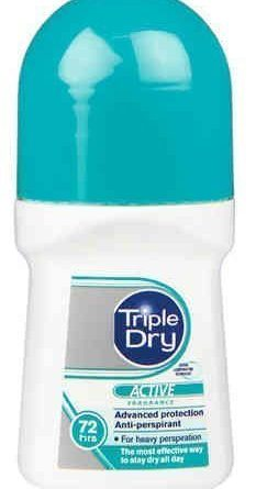 Triple Dry Active Roll-on 50 ml *