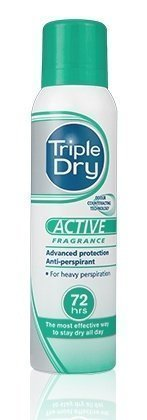 Triple Dry Active Women Spray 150 ml