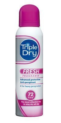Triple Dry Fresh Women Spray 150 ml