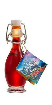 Tyrniöljy LUOMU 100 ml Greenfinns