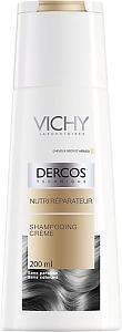 Vichy Dercos Hoitava & Vahvistava Creme-Shampoo 200 ml