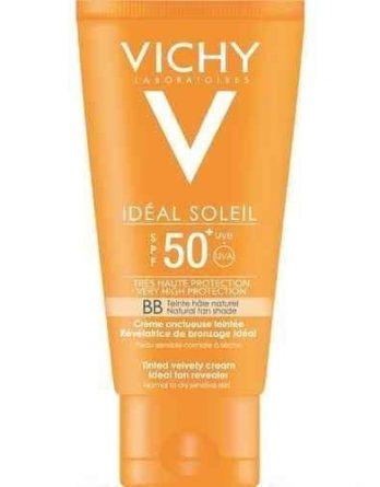 Vichy Idéal Soleil BB Velvety Cream SPF 50+ 50 ml