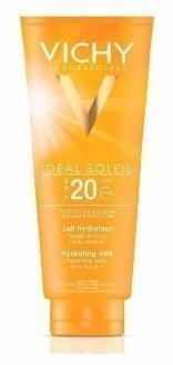Vichy Idéal Soleil Hydrating milk SPF 20 300 ml