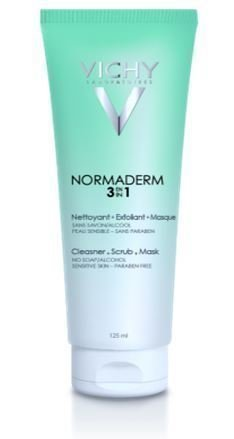 Vichy Normaderm 3-in-1 125 ml