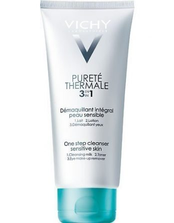 Vichy Pureté Thermale 3-In-1 One Step Cleanser 100 ml