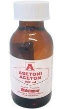 Vitabalans Asetoni 100 ml