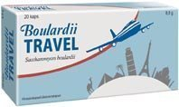 Vitabalans Boulardii Travel 250mg 20 kapselia