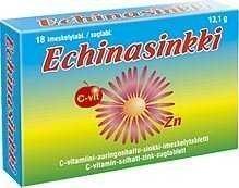 Vitabalans Echinasinkki 18 tabl.
