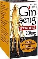 Vitabalans Ginseng Strong 200 mg 60 tabl.