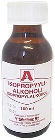 Vitabalans Isopropyylialkoholi 100 ml
