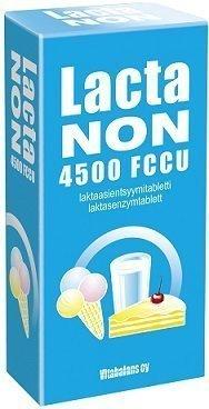 Vitabalans Lactanon 4500 FCCU 10 tablettia