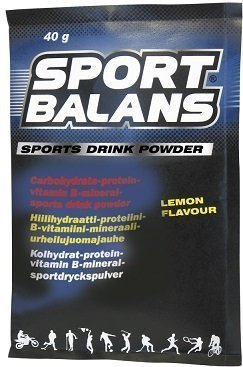 Vitabalans Sport Balans Urheilujuomajauhe 40 g annospussi