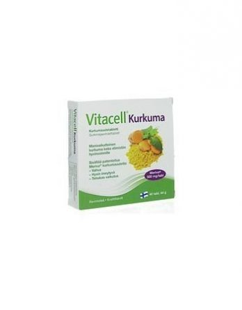 Vitacell Kurkuma 40 tabl.