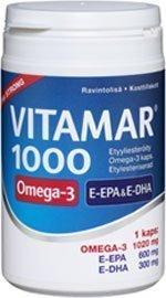 Vitamar 1000 vahva kalaöljykapseli 100 kaps.