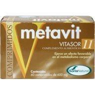 Vitasor 11 - Metavit 60 tablettia