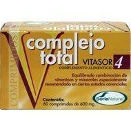 Vitasor 4 Total Complex 60 tablettia