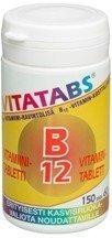 Vitatabs B12 150 tabl.