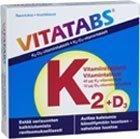 Vitatabs K2+D3 60 tabl.