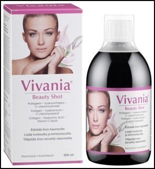 Vivania Beauty Shot 500 ml