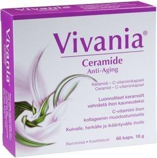 Vivania Ceramide Anti Aging 60 tabletta