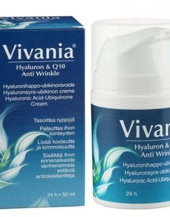 Vivania Hyaluron & Q10 Anti Wrinkle voide