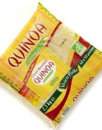 Vivien Paille Kvinoa 2