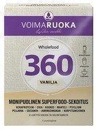 Voimaruoka 360 Wholefood Vanilja 5 x 50 g