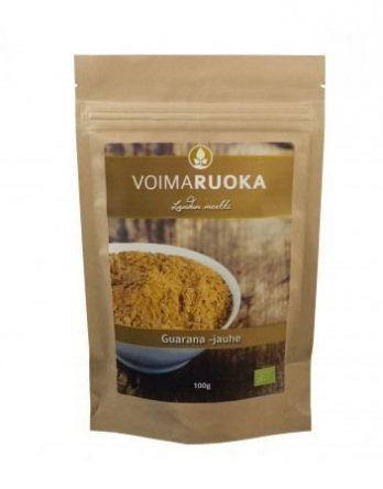 Voimaruoka Guarana jauhe 100 g