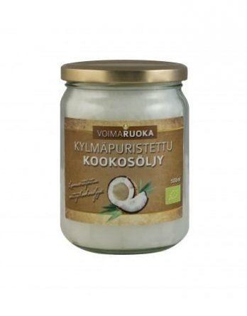 Voimaruoka Kookosöljy 450 ml