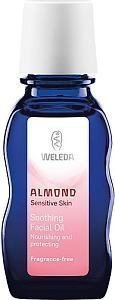 Weleda Almond Soothing Facial Oil 50 ml
