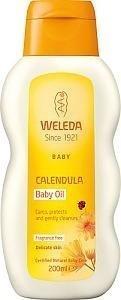 Weleda Baby Calendula Baby Oil 200 ml