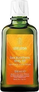 Weleda Sea Buckthorn Body Oil 100 ml