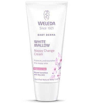 Weleda White Mallow Nappy Change Cream 50 ml