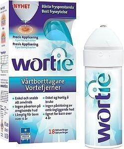 Wortie Syylien Jäädytyskäsittely 50 ml