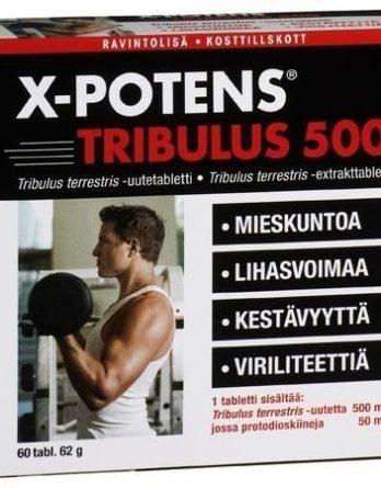 X-Potens Tribulus 500