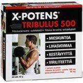 X-Potens Tribulus 500 60 tabl.