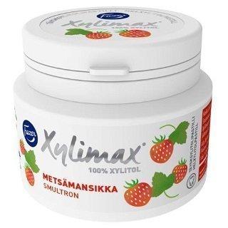 Xylimax metsämansikka täysksylitolipastilli 90 g