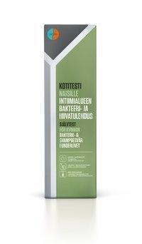 YesNo testi Intiimialueen bakteeri- ja hiivatulehdus