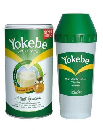 Yokebe Classic Tin + Shaker