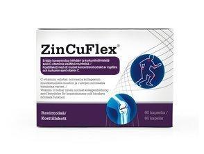 ZinCuFlex 60 kapselia