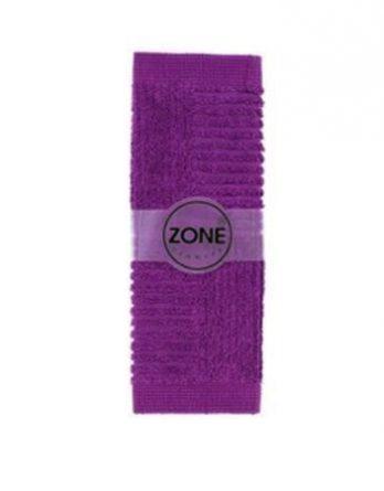 Zone Confetti-kasvopyyhe violetti