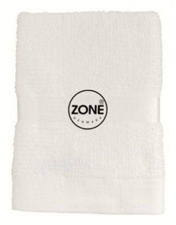 Zone Confetti-kylpypyyhe valkoinen